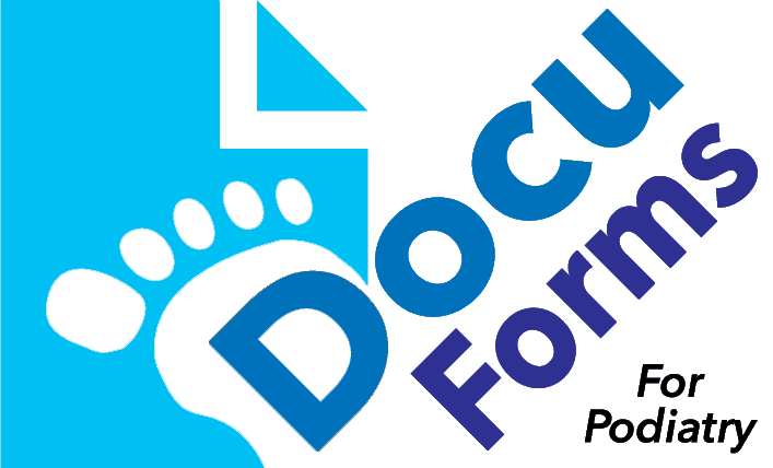 DocuForms For Podiatry logo