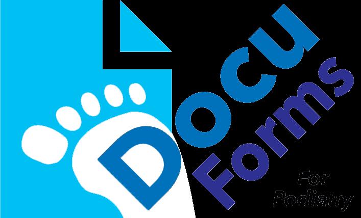 DocuForms For Podiatry logo